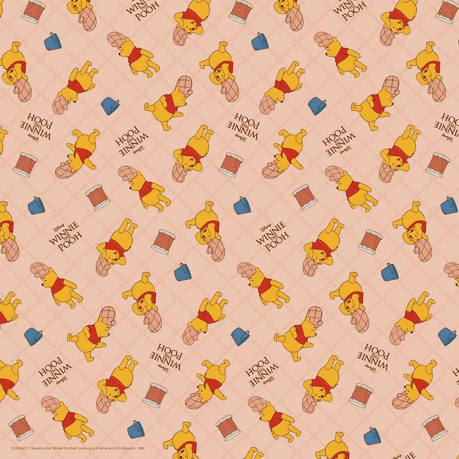 ディズニー 「くまのプーさん」 おひさまマーケット「デザインクロス」