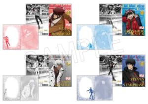 血界戦線 & BEYOND B5ノート スケートver.(全4種)