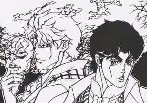 伽羅切絵 TVアニメ「ジョジョの奇妙な冒険」 ファントムブラッド