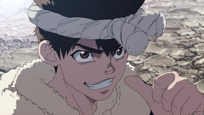 TVアニメ「Dr.STONE」第2期第4話「全軍出撃」先行カット