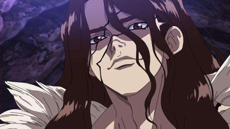 TVアニメ「Dr.STONE」第2期・第4話「全軍出撃」あらすじ&先行カット到着!奇跡の洞窟へと連行されたクロムは…?
