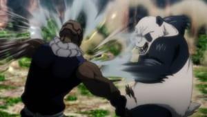 TVアニメ「呪術廻戦」第16話「京都姉妹校交流会-団体戦②-」場面カット