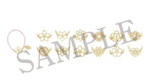 「A3!」×「アニメイトカフェ」トレーディング満開グラスマーカー Aグループ