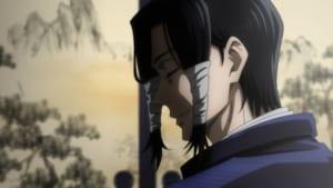 TVアニメ「呪術廻戦」第18話「賢者」先行カット 恵と対峙する加茂