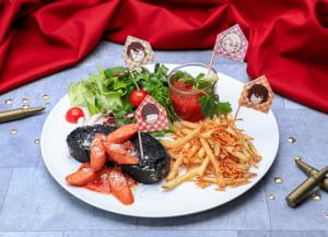 「名探偵コナンカフェ」赤井家の食卓
