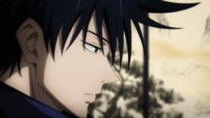 TVアニメ「呪術廻戦」第18話「賢者」先行カット 加茂と退治する恵