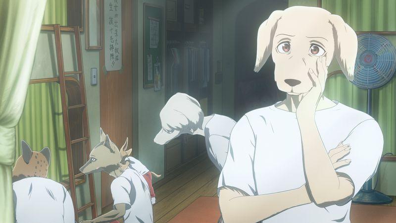 TVアニメ「BEASTARS」第2期第17話先行カット
