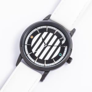 TVアニメ『⻤滅の刃』腕時計 伊黑小芭内 モデル 文字盤