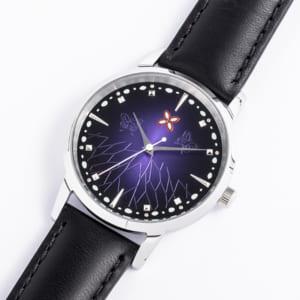 TVアニメ『⻤滅の刃』腕時計 胡蝶しのぶ モデル 文字盤
