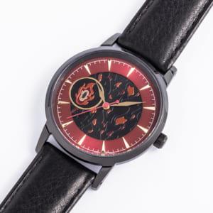 TVアニメ『⻤滅の刃』腕時計 煉獄杏寿郎 モデル 文字盤