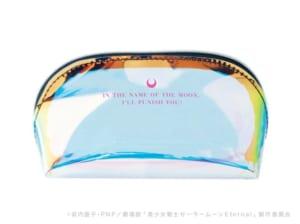 劇場版「美少女戦士セーラームーンEternal」×「GALLERY PLANETARIA」DIAMOND NAIL 全色購入ノベルティポーチ