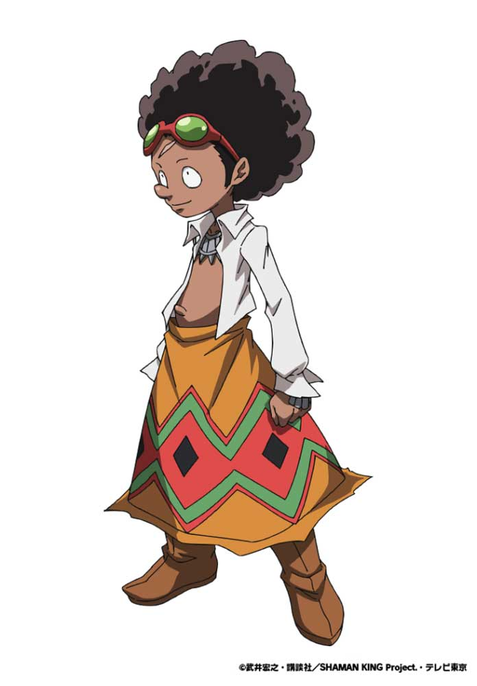 TVアニメ「SHAMAN KING」チョコラブ役をくまいもとこさんが続投決定!意気込みを語ったコメント到着