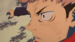 TVアニメ「呪術廻戦」第20話「規格外」場面写:虎杖悠仁
