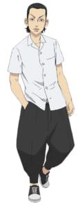 TVアニメ「東京リベンジャーズ」鈴木マコト(CV.武内駿輔さん)
