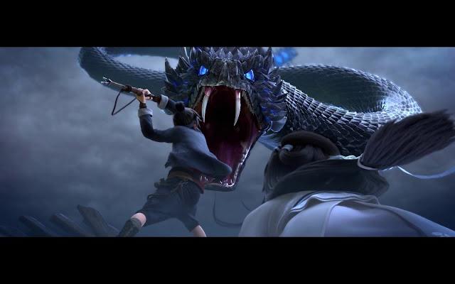 中国大ヒットアニメ映画「白蛇:縁起」日本語吹替版に三森すずこさん&Snow Man佐久間大介さんらが参加!PVも公開