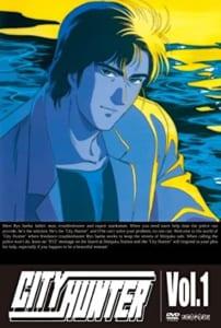 若い世代にも見てほしい!昭和の名作アニメランキング 3位「シティーハンター」