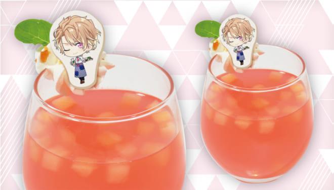 「A3!」×「アニメイトカフェ」Happy Birthday ITARU