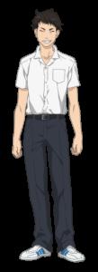 TVアニメ「ましろのおと」田沼総一(CV.畠中祐さん)