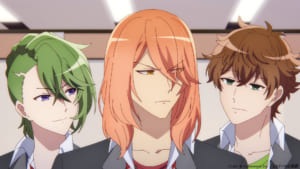 TVアニメ「アイ★チュウ」第9話先行カット Lancelot