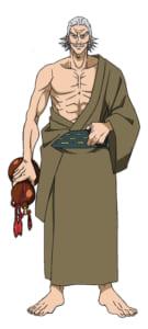 「呪術廻戦」禪院直毘人