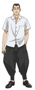 TVアニメ「東京リベンジャーズ」清水将貴(キヨマサ)を日野聡さん