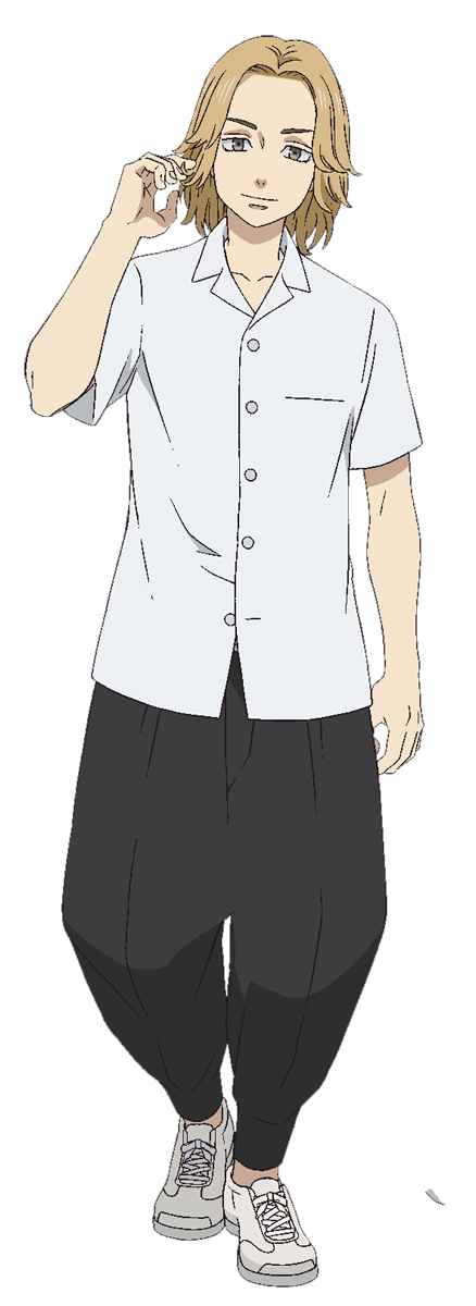 TVアニメ「東京リベンジャーズ」山本タクヤ(CV.広瀬裕也さん)