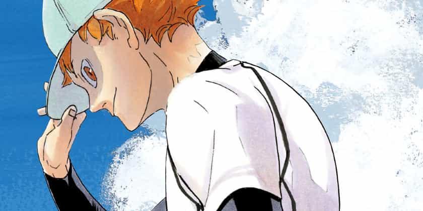 「ハイキュー!!展」で公開された描き下ろし漫画「約束・2」がジャンプ+にて期間限定公開!「国見ちゃん」がトレンド入り