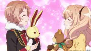 TVアニメ 「アイ★チュウ」第7話「jugement ~笑顔のために~」F∞F・奏多/POP'N STAR・桃助