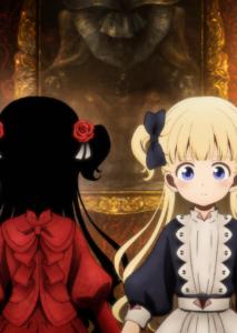 TVアニメ「シャドーハウス」メインビジュアル