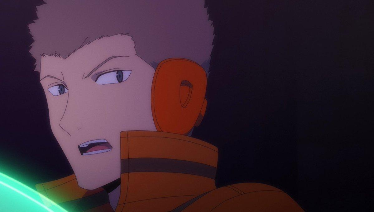 TVアニメ「ワールドトリガー」第5話「新技」先行カットー柿崎国治