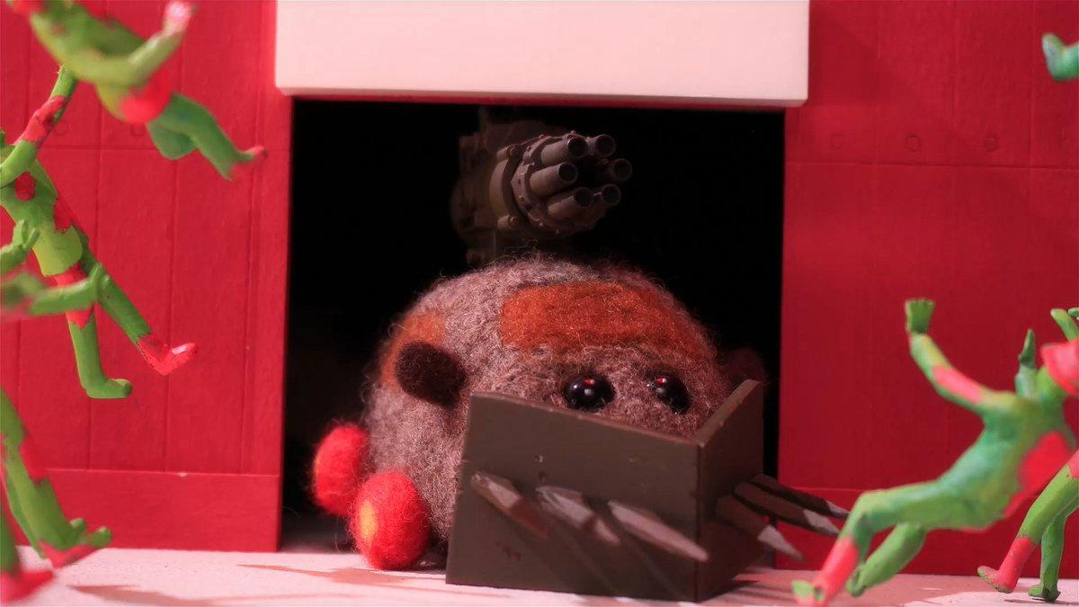 TVアニメ「PUI PUI モルカー」第6話感想 シロモがまさかのゾンビ化!?Twitterで阿鼻叫喚「シロモー」がトレンド入り