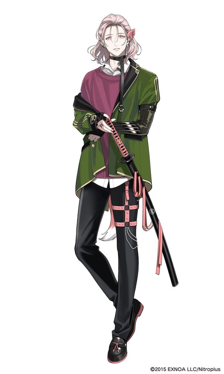 新刀剣男士・打刀「村雲江(むらくもごう)」CV.江口拓也さん