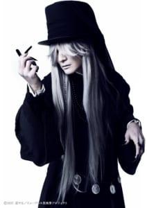 ミュージカル「黒執事」~寄宿学校の秘密~ 葬儀屋:上田堪大さん