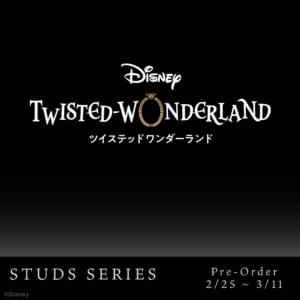 「muddie」×「ディズニー ツイステッドワンダーランド」