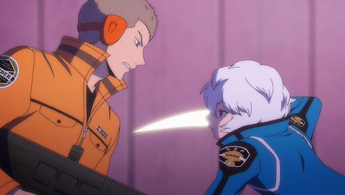 TVアニメ「ワールドトリガー2nd Season」第6話「意地」感想 完全に玉狛第2のターン!柿崎隊もガンガン攻めて勝負に出るが…