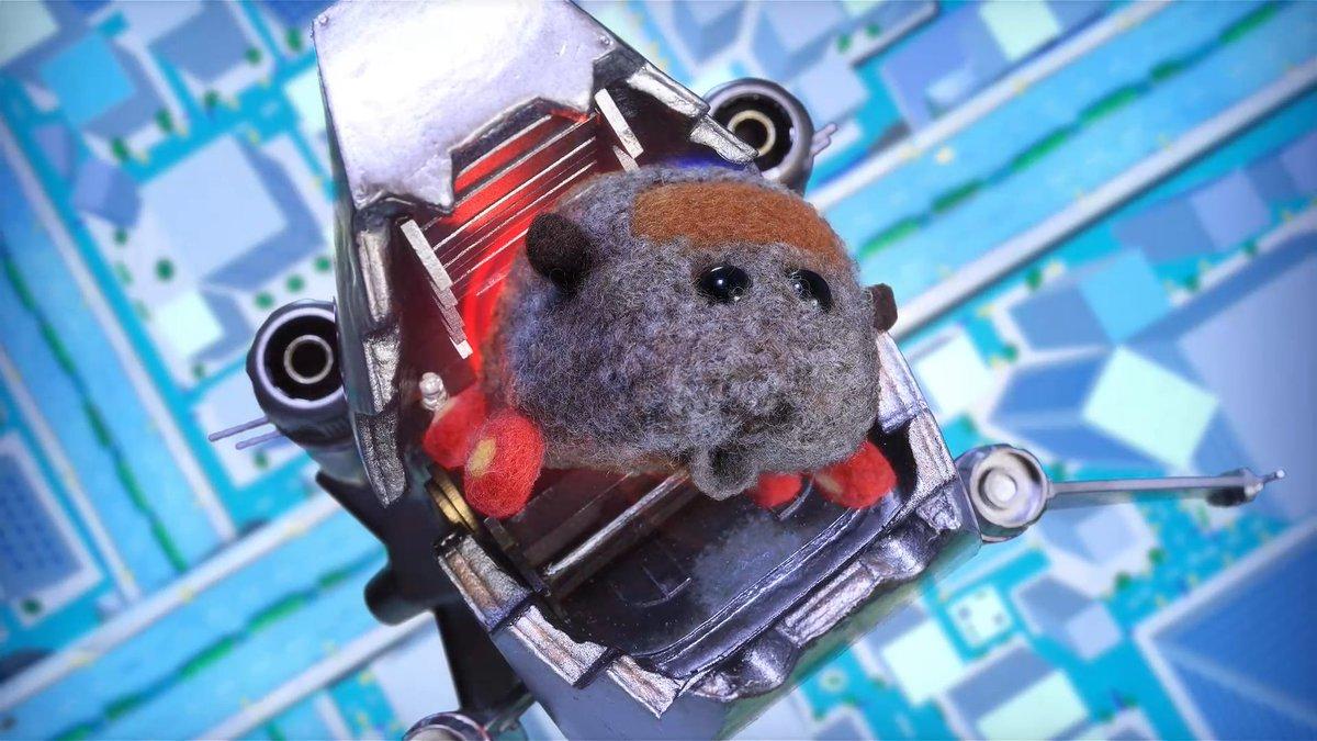 TVアニメ「PUI PUI モルカー」第8話感想 テディ姐さんカッケーー!囚われたモルカー救出劇が映画級の大迫力