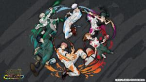 「呪術廻戦」GRAFFITI×BATTLE