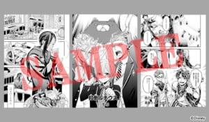 「ディズニー ツイステッドワンダーランド」アンソロジーコミック Vol.2 サンプル