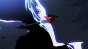 「エヴァンゲリオン」×「KATE」コラボ動画第2弾「綾波レイ、はじめての口紅、その後」