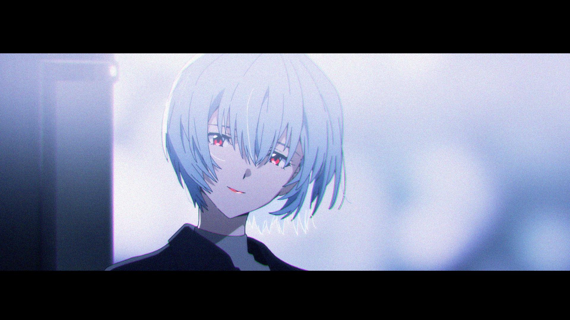 「エヴァ」×「KATE」コラボ動画第2弾が公開!綾波レイが微笑むその先には…?気になるラストシーンが追加