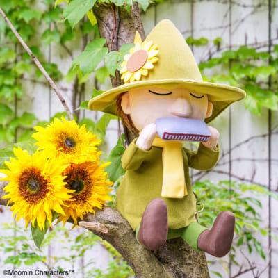 「一番くじ ムーミン~Relaxing Picnic Time~」ラストワン賞 スナフキンリラックスぬいぐるみ
