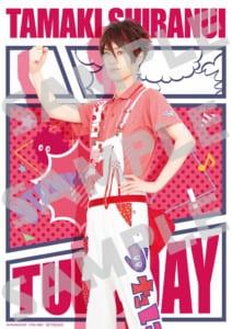 「うたってにこりん☆」movic通販特典:撮りおろしA3ポスター