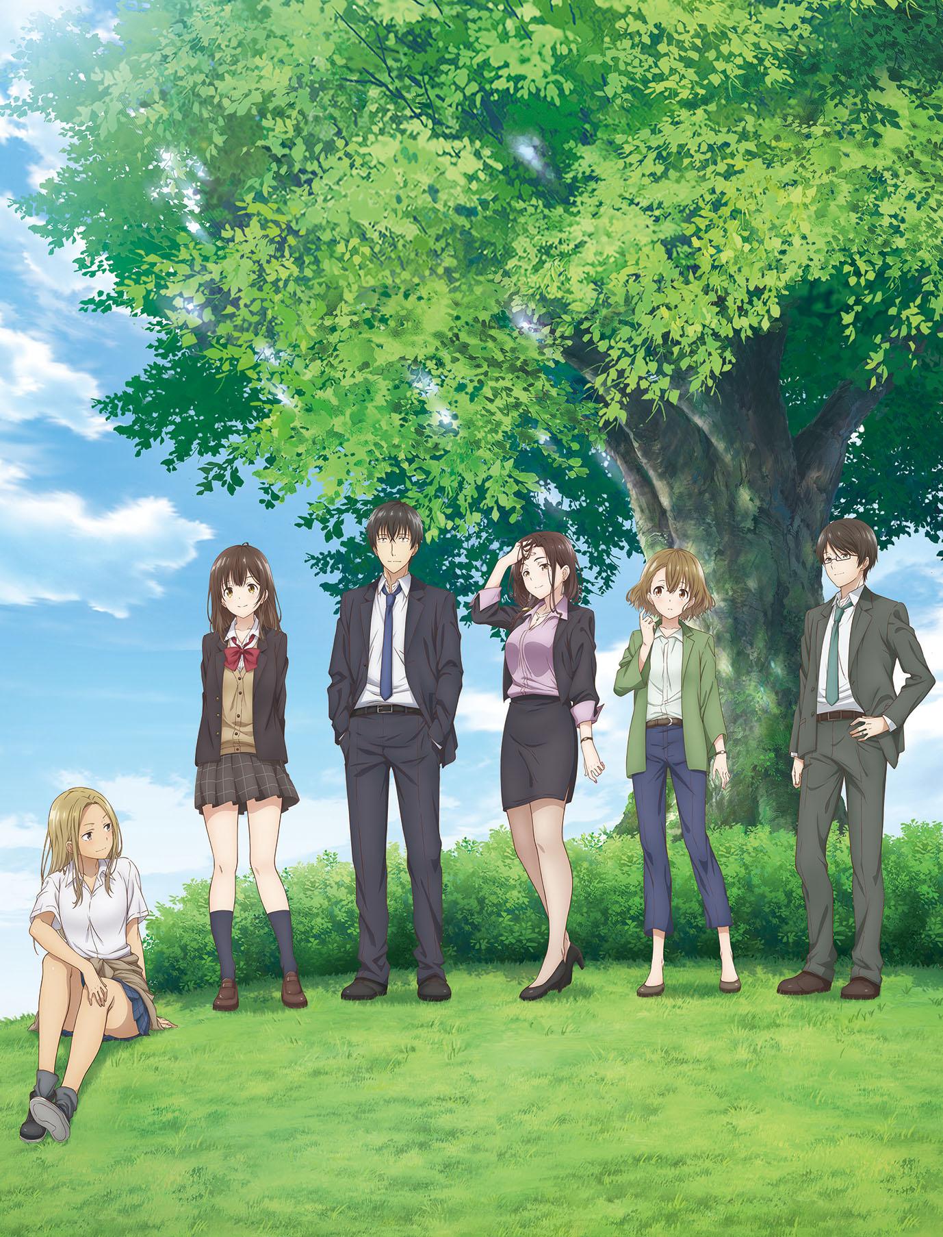 女子高生×サラリーマンのほのぼのとした同居生活を描くアニメ「ひげひろ」PV第2弾&新ビジュアル解禁!