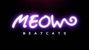 Beatcats「MEOW」MVキャプチャロゴ