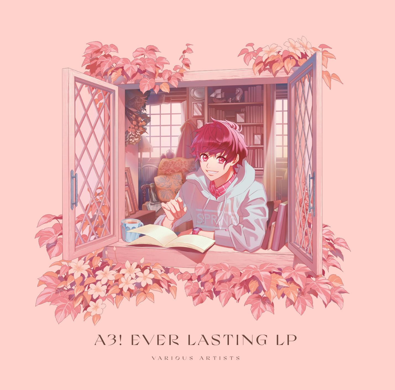 「A3! EVER LASTING LP」ジャケット通常版