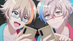 TVアニメ 「アイ★チュウ」第7話「jugement ~笑顔のために~」Twinkle Bell
