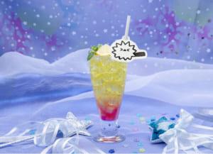 「コウペンちゃん 元気になるまほうカフェ」復刻!レモモジュース・ソーダ