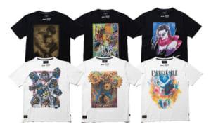 glamb×「ジョジョの奇妙な冒険」All T-shirts