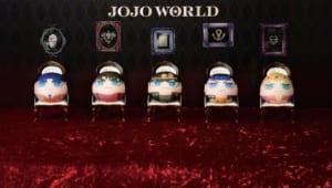 「JOJO WORLD」まるぬいぐるみ(全5種)