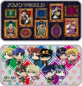 「JOJO WORLD」第1部ミニゲーム A賞:マルチクロス(全2種)